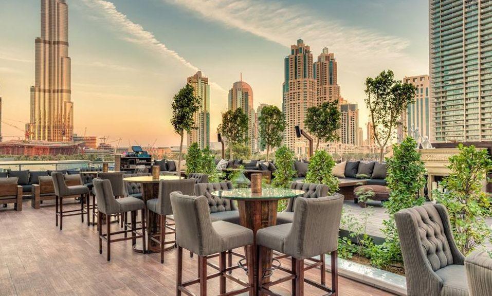 5 Best Restaurants In Dubai