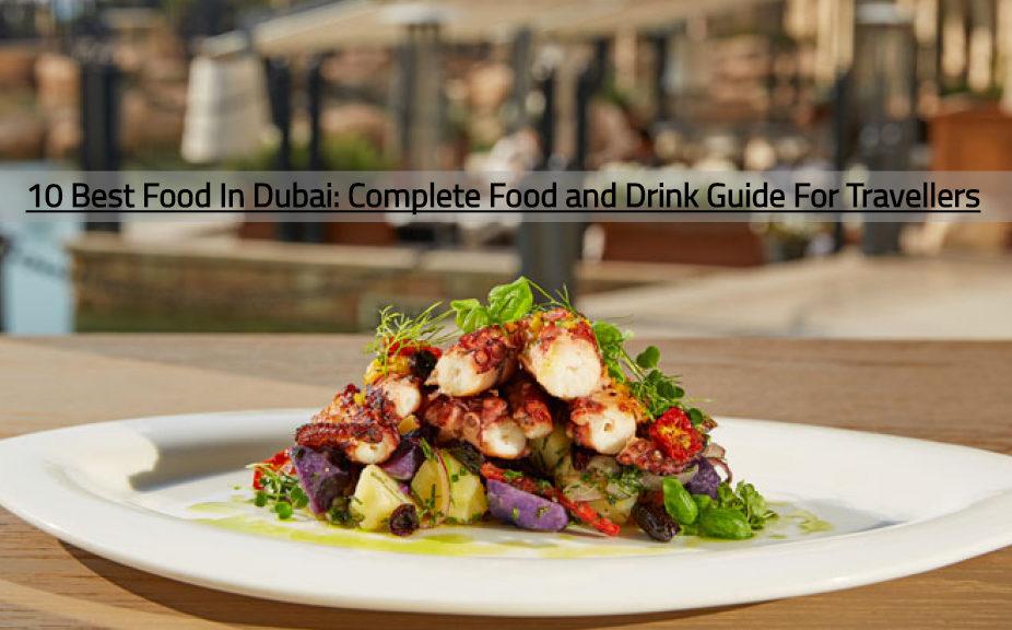 Food In Dubai