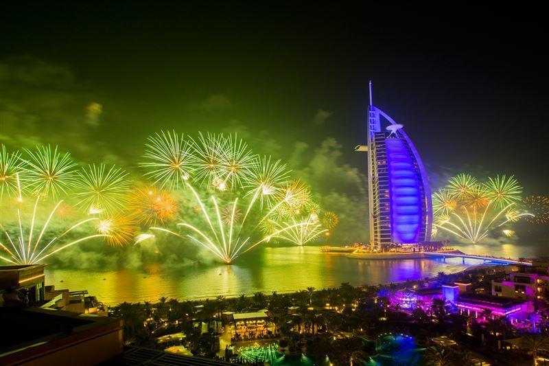 Celebrate New Year 2021 In Dubai